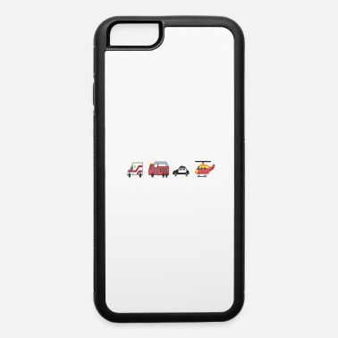 Vehicle Emergency Vehicles - iPhone 6 Case