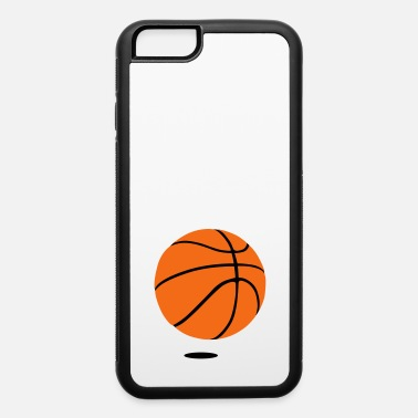 B Ball basketball - b ball - basket ball - iPhone 6 Case