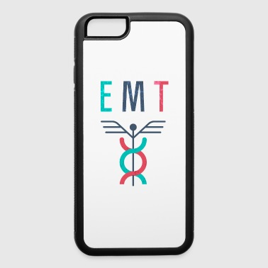 Cool EMT - First Responder Emergency Medical Care - iPhone 6/6s Rubber Case
