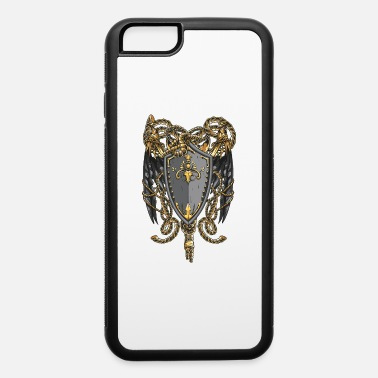 Crest Winged Shield Rope and Knots - iPhone 6 Case