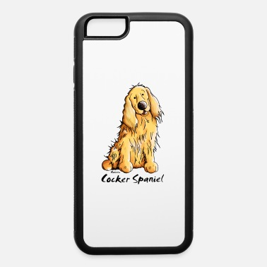 Cocker Spaniel T Funny Cocker Spaniel - iPhone 6 Case