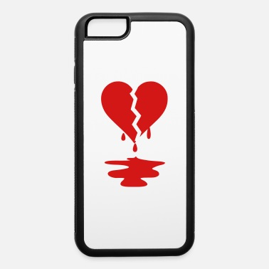 Broken Hearted Broken Heart - iPhone 6 Case