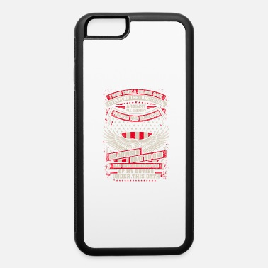 Navy funny veteran t-shirt veterans day shirt - iPhone 6 Case