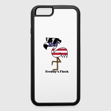 USA Freddy with Words - iPhone 6/6s Rubber Case