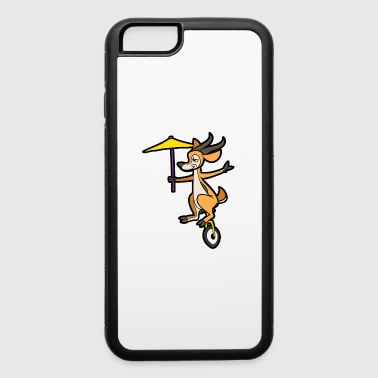 Pet Funny Cool Cute Gazelle - iPhone 6/6s Rubber Case