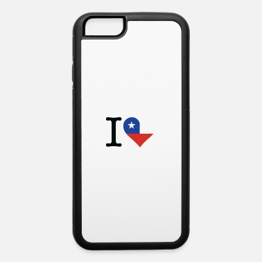Pisco I Love Chile - iPhone 6 Case