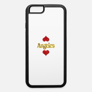 Angel Angeles - iPhone 6/6s Rubber Case