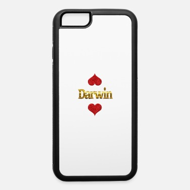 Darwin Darwin - iPhone 6/6s Rubber Case