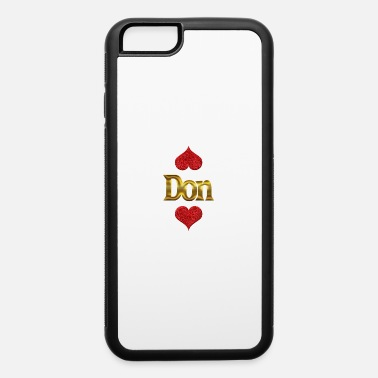 Don Don - iPhone 6 Case