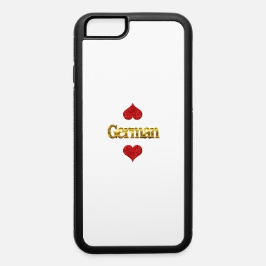 German German - iPhone 6/6s Rubber Case