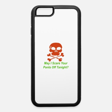 Pickup Line Halloween pickup line - iPhone 6 Case