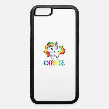 Chant Chante Unicorn - iPhone 6 Case
