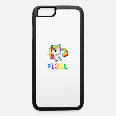 Fidel Fidel Unicorn - iPhone 6 Case