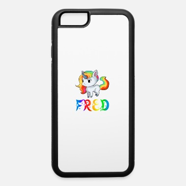 Fred Fred Unicorn - iPhone 6 Case