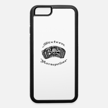 Horsepower Sixteen Horsepower - iPhone 6 Case