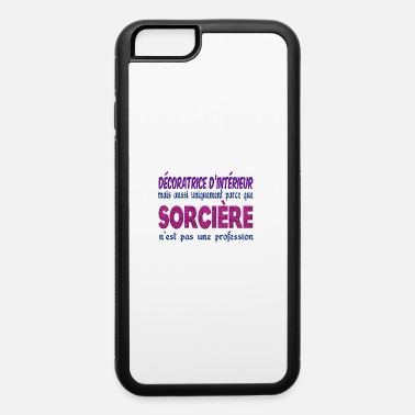Decoration Witch decorator - iPhone 6/6s Rubber Case