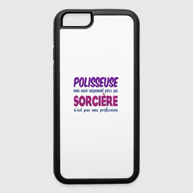 Witch Polisher - iPhone 6/6s Rubber Case