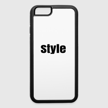 Style Style - iPhone 6/6s Rubber Case