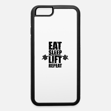 Lift. Gym. Workout. Fitnees - iPhone 6 Case