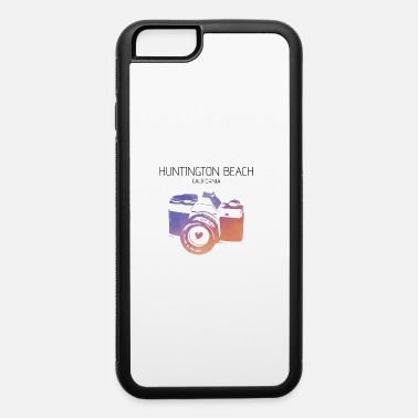 Huntington Beach Camera Huntington Beach - iPhone 6 Case