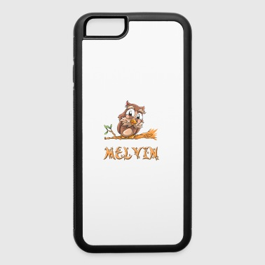 Melvin Owl - iPhone 6/6s Rubber Case