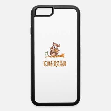 Cherish Cherish Owl - iPhone 6/6s Rubber Case