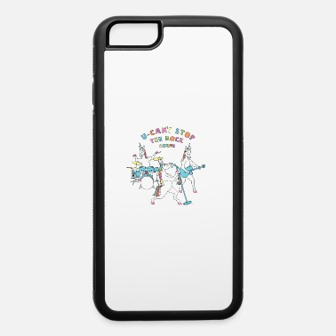U-Can't Stop The Rock Corns Outline - iPhone 6 Case