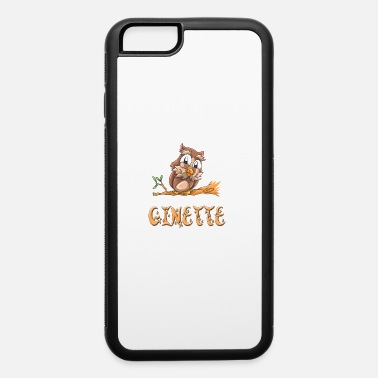 Ginette Ginette Owl - iPhone 6 Case