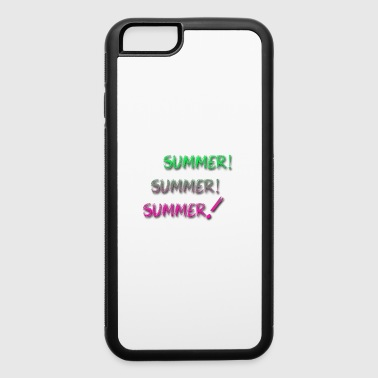 summer summer summer - iPhone 6/6s Rubber Case
