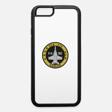 Military F/A-18 VFA-115 Eagles - iPhone 6 Case