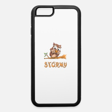 Stormy Stormy Owl - iPhone 6 Case