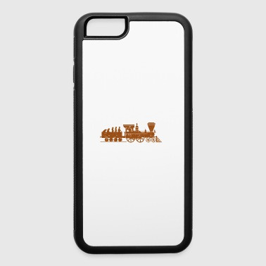 Train Driver Career Evolution - iPhone 6/6s Rubber Case