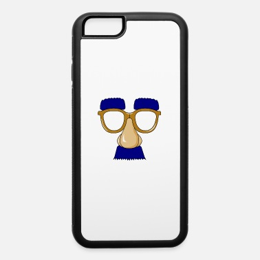 Mask mask - iPhone 6/6s Rubber Case