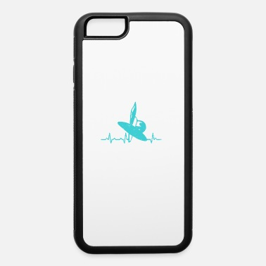 Water Sports Water Sail Water Sports Heartbeats - iPhone 6/6s Rubber Case