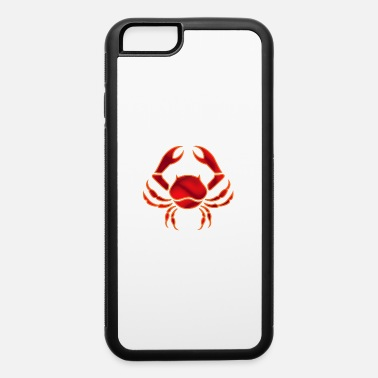 Neon CANCER NEON - iPhone 6/6s Rubber Case