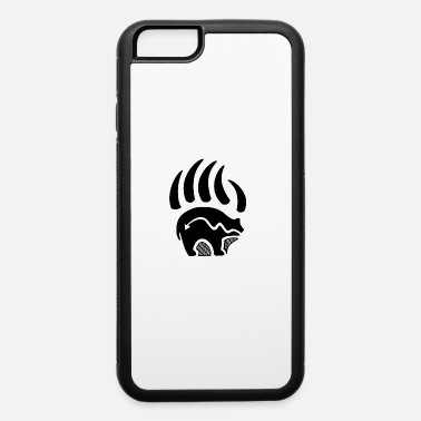 Boobies Paws Art - iPhone 6/6s Rubber Case
