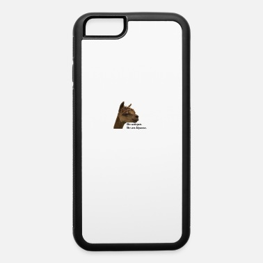 Alpaca Alpaca - iPhone 6/6s Rubber Case