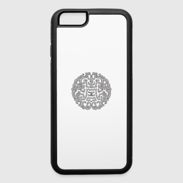 Tradition chinese traditional pattern - iPhone 6/6s Rubber Case