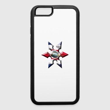 Costa Rica - iPhone 6/6s Rubber Case