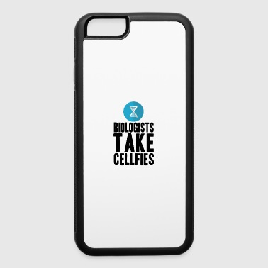 biology pun - iPhone 6/6s Rubber Case
