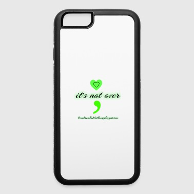 It's not over - iPhone 6/6s Rubber Case