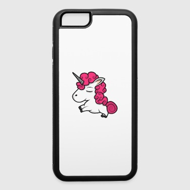 Unicorn unicorns horse horses monoceros gift - iPhone 6/6s Rubber Case