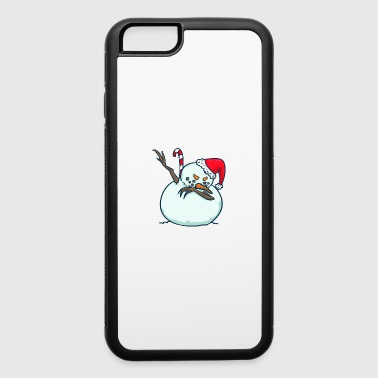 Christmas Christmas, Christmas Eve, Christmas time - iPhone 6/6s Rubber Case