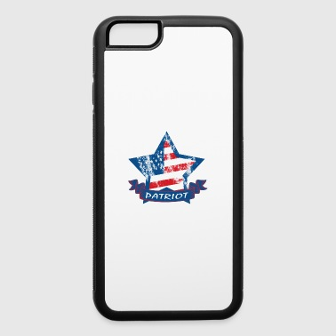 Patriot Patriot - iPhone 6/6s Rubber Case