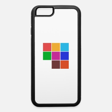 Pallet color pallet - iPhone 6 Case