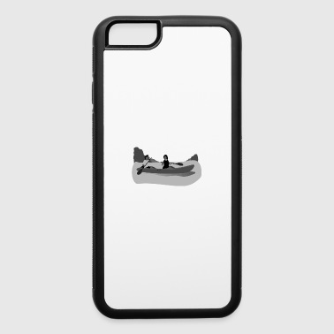 Paddle Boat - iPhone 6/6s Rubber Case