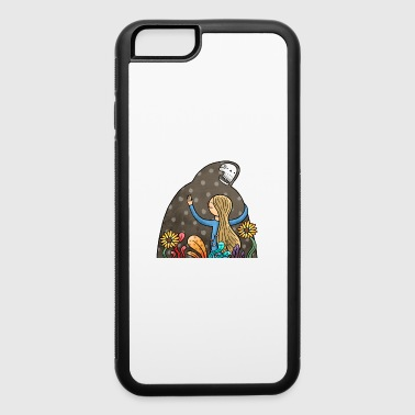Painting hug - iPhone 6/6s Rubber Case