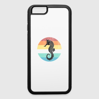 Hawaii Seahorse - iPhone 6/6s Rubber Case