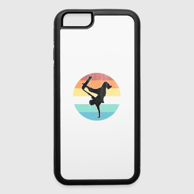 Skater Skateboarding - iPhone 6/6s Rubber Case
