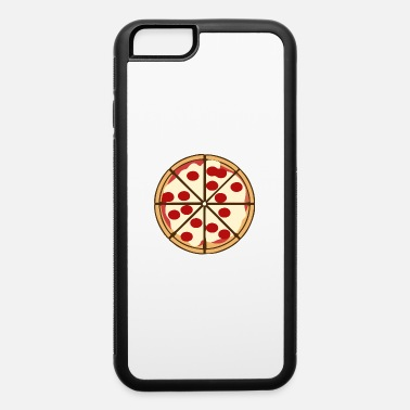 Round Birthday Round pizza - iPhone 6 Case
